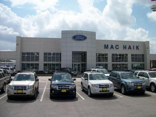 Mac Haik Ford >> Mac Haik Ford Car Dealership In Houston Tx 77024 Kelley Blue Book