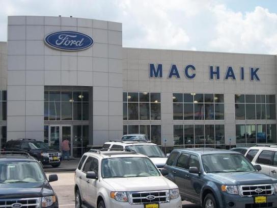 Mac Haik Ford Houston Tx >> Car Dealership Specials At Mac Haik Ford In Houston Tx 77024