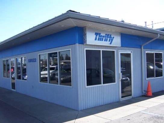 Thrifty Car Sales 2