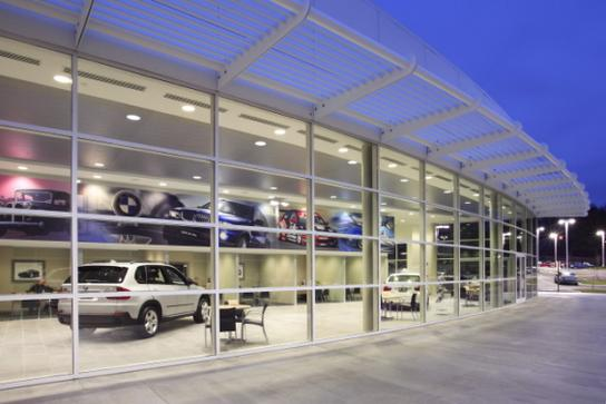 bmw of chattanooga car dealership in chattanooga, tn 37421-3788