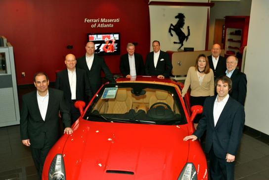 Ferrari Maserati Of Atlanta Car Dealership In Roswell Ga 30076 Kelley Blue Book