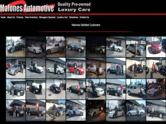 Malones Automotive