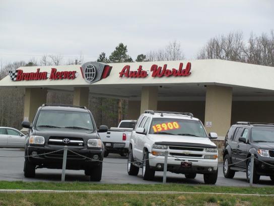 Brandon Reeves Auto World Car Dealership In Monroe Nc 28110 Kelley Blue Book