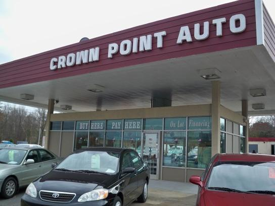 Crown Point Auto, Inc.