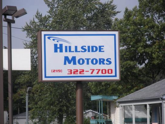 Hillside Motors 1