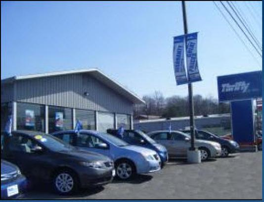 Thrifty Car Sales - Coopersburg 1