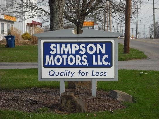 Simpson Motors, LLC 3