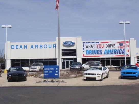 Dean Arbour Ford >> Dean Arbour Ford Of West Branch Car Dealership In West Branch Mi