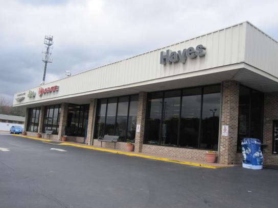 Hayes Chrysler Dodge Jeep 1