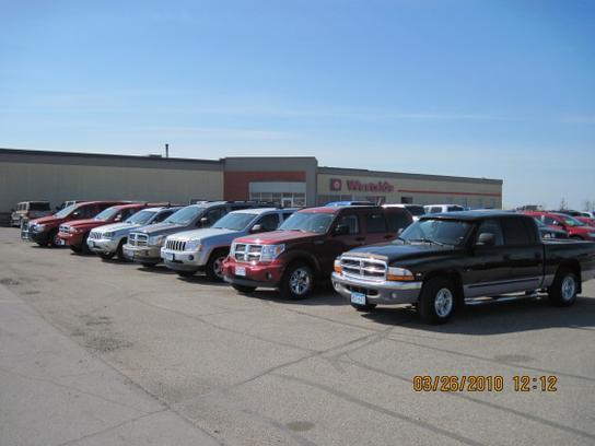Westside Motors Trf >> Westside Motors Of Trf Inc Car Dealership In Thief River Falls Mn