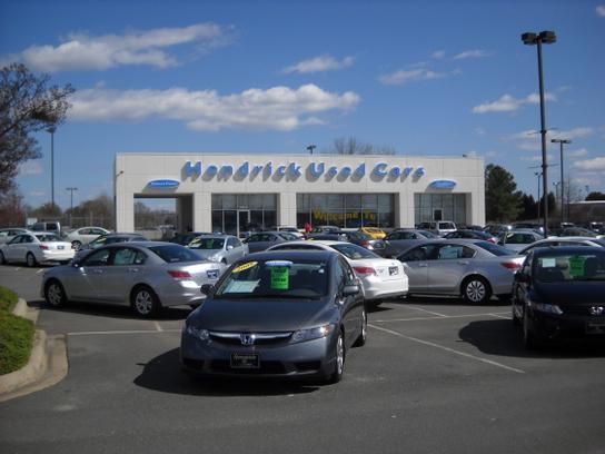 Hendrick Honda Charlotte Car Dealership In Charlotte, NC 28224 | Kelley  Blue Book