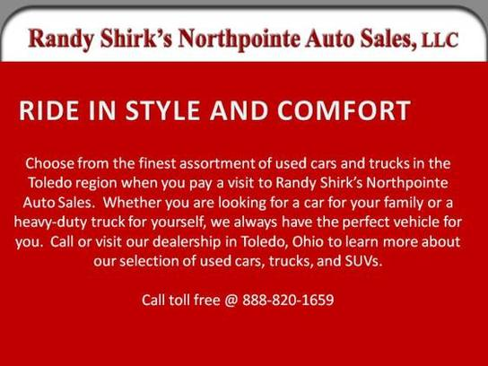 Randy Shirk's Northpointe Auto Sales, LLC 2