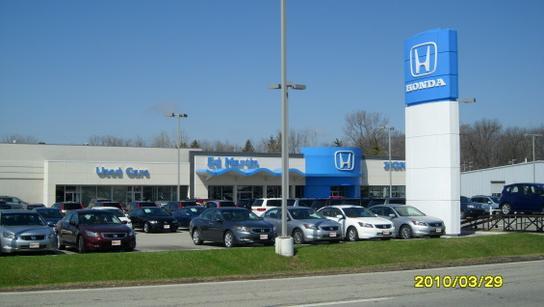 Honda Dealership Indianapolis >> Ed Martin Honda car dealership in Indianapolis, IN 46219 ...