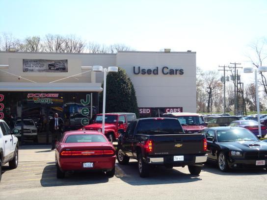 Lustine Chrysler Jeep Dodge Car Dealership In Woodbridge, VA 22191 2108 |  Kelley Blue Book