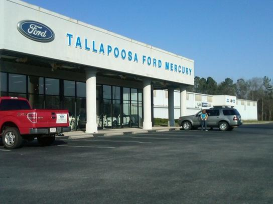 Tallapoosa Ford 1