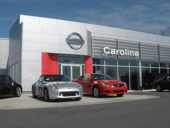 Car Dealership Specials at Carolina Nissan in Burlington, NC 27215 ...