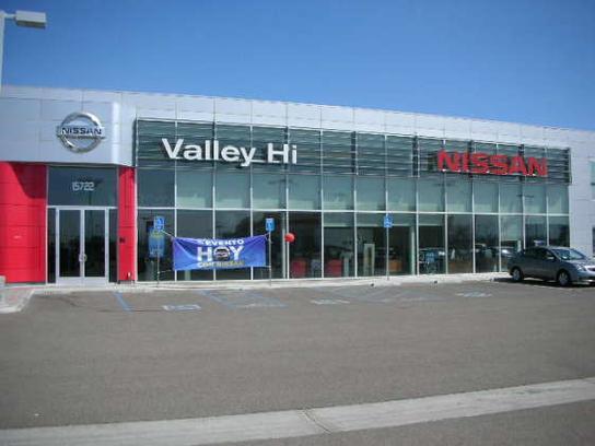 valley hi nissan car dealership in victorville ca 92394 kelley blue book. Black Bedroom Furniture Sets. Home Design Ideas