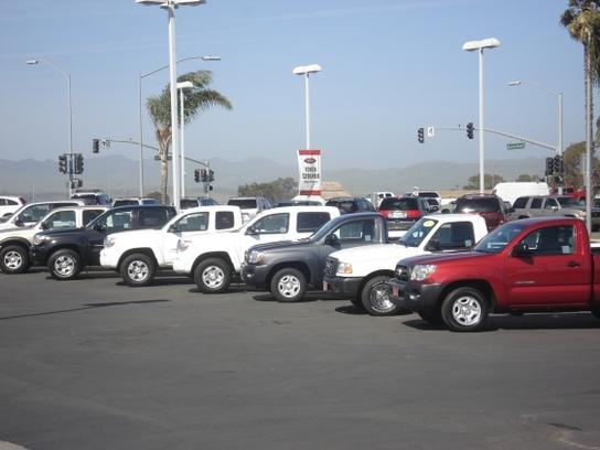 Santa Maria Toyota >> Toyota Of Santa Maria Car Dealership In Santa Maria Ca