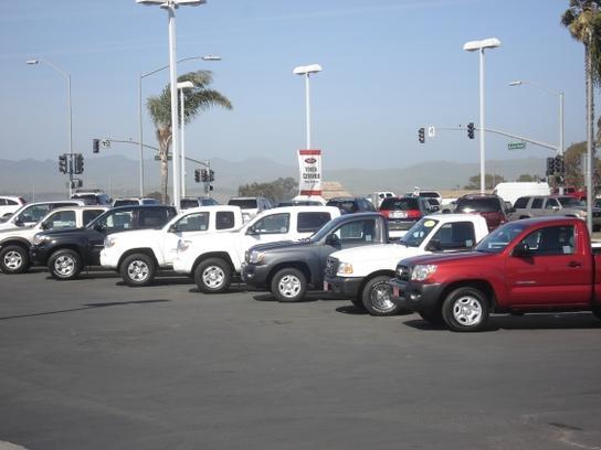 Toyota Of Santa Maria