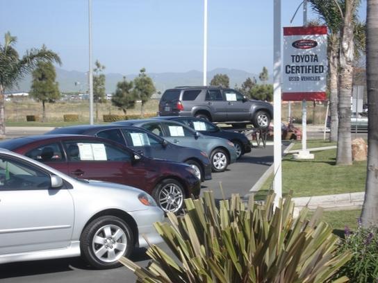 Toyota Of Santa Maria 1 ...