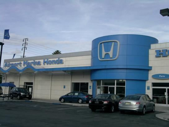 Airport Marina Honda Car Dealership In LOS ANGELES, CA 90045 1504 | Kelley  Blue Book