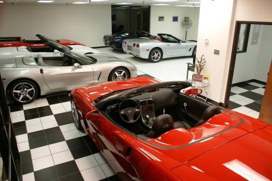 Corvette Warehouse 3