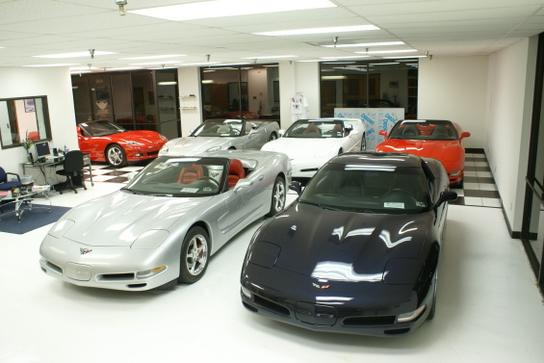 Corvette Warehouse 2