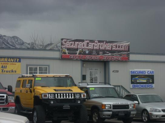 Secured Car Brokers 1