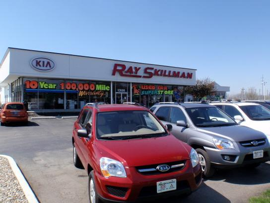 Good Ray Skillman Shadeland Kia Mitsubishi Car Dealership In Indianapolis, IN  46219 | Kelley Blue Book