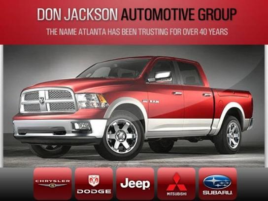 Don Jackson Chrysler Dodge Jeep Ram Fiat Car Dealership In Union