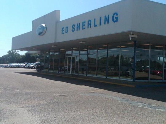 Ed Sherling Ford >> Ed Sherling Ford Car Dealership In Enterprise Al 36330