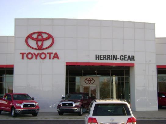 Attractive Herrin Gear Toyota
