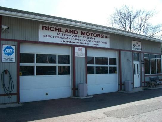 Richland Motors Inc. 2