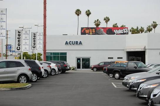 Acura Van Nuys >> Center Acura Car Dealership In Sherman Oaks Ca 91401