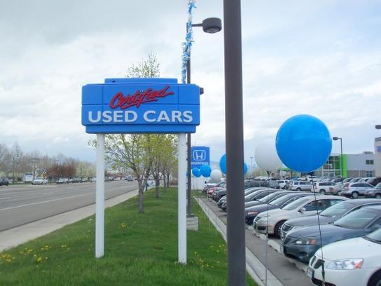 Ken Garff Honda of Orem car dealership in Orem, UT 84058 ...