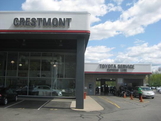 Crestmont Toyota Volkswagen Car Dealership In Pompton