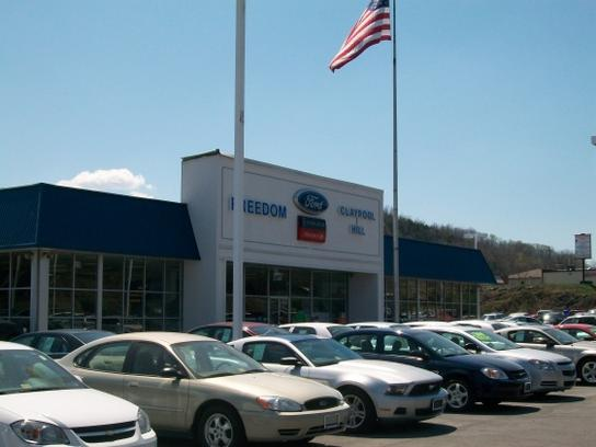 Freedom Ford Lincoln of Claypool Hill