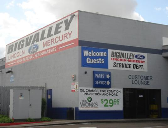 Big Valley Ford >> Big Valley Ford Lincoln Car Dealership In Stockton Ca 95212