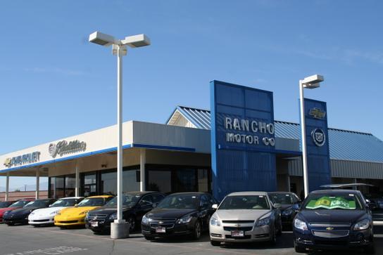Rancho Motor Company 1 ...