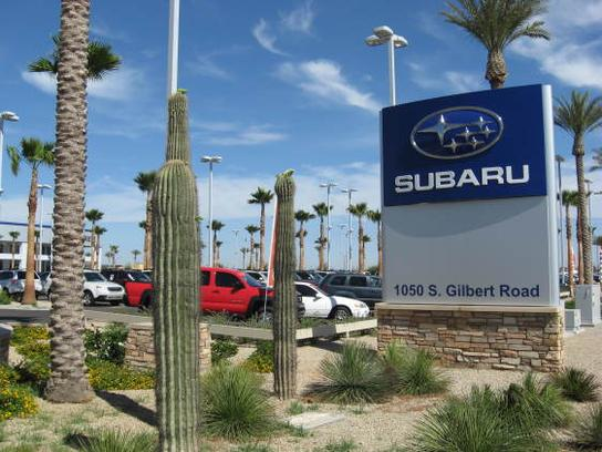 Subaru Superstore 1