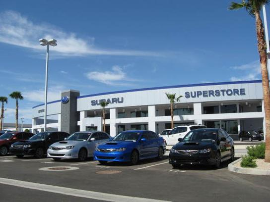 Subaru Superstore 2