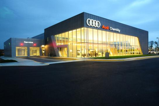 Audi Chantilly Car Dealership In Chantilly VA Kelley Blue Book - Audi chantilly