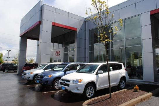 Lithia Toyota Scion Of Springfield Car Dealership In Springfield Or