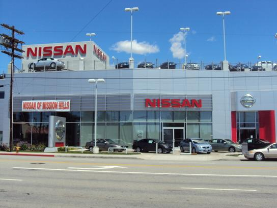 Great Nissan Of Mission Hills