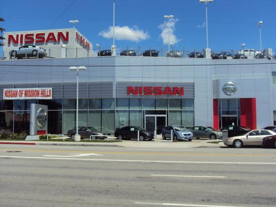Nissan of Mission Hills 1