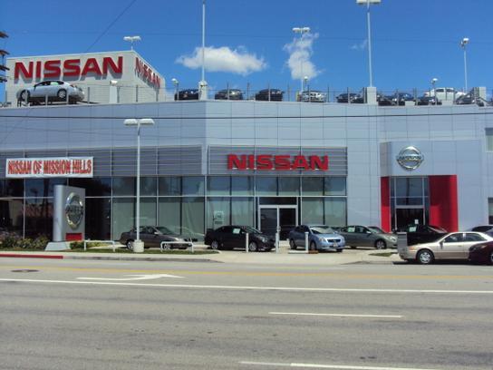 Nissan Of Mission Hills 1 ...