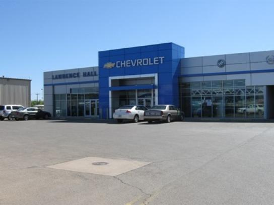 Lawrence Hall Chevrolet Buick GMC Cadillac