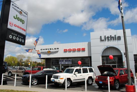 Lithia Chrysler Jeep Dodge RAM of Billings
