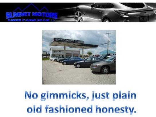 Summit Motors Used Cars Plus