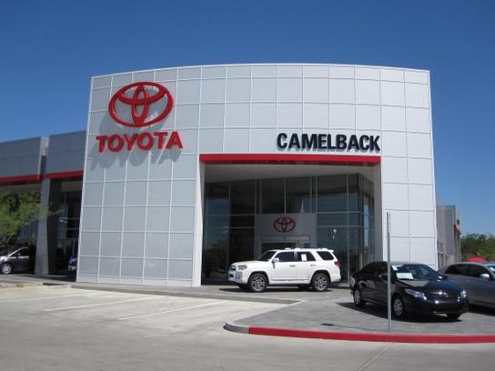 Camelback Toyota Parts >> Camelback Toyota Car Dealership In Phoenix Az 85014